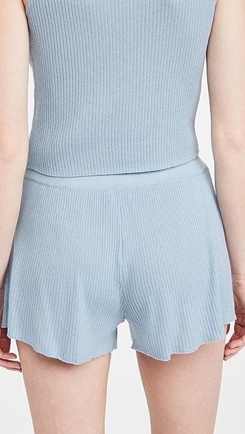Sablyn Gia 开司米羊绒短裤