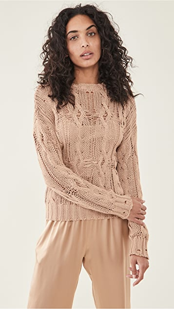 Sablyn Mitzy Pullover Sweater