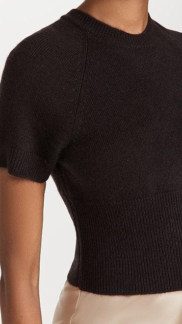 Sablyn Corina Cashmere Sweater Tee