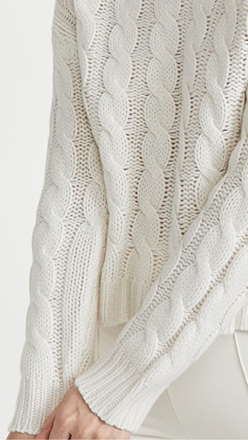 Sablyn Diana 开司米羊绒毛衣