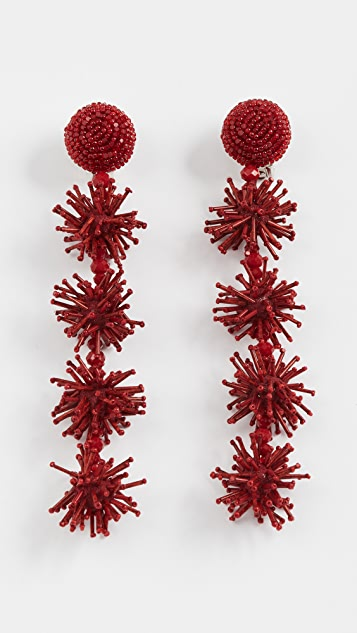 Sachin & Babi Sparklers Earrings
