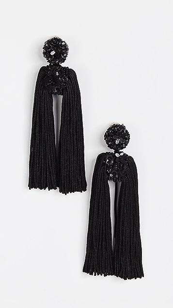 Sachin & Babi Fleur Dupios Earrings