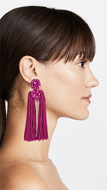Sachin & Babi Fleur Dupios Earrings