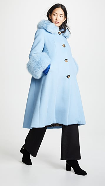 Saks Potts Yvonne Coat