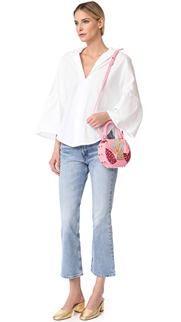 Salar Mimi Maui Cross Body Bag