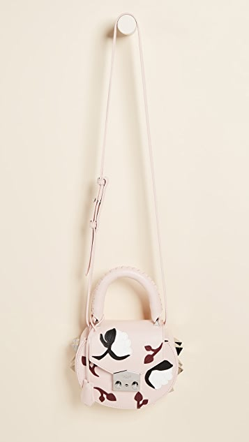 Salar Mimi Flower Cross Body Bag