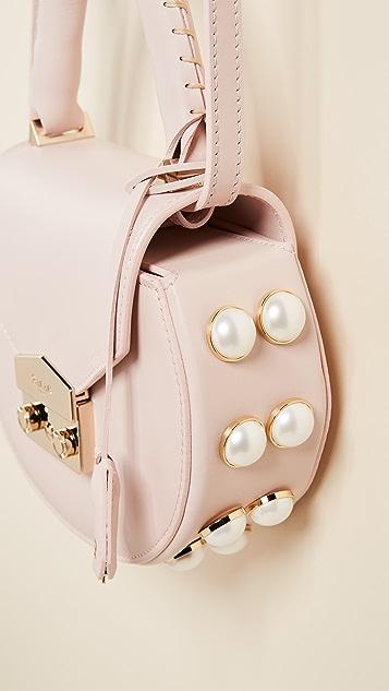 Salar Mimi Pearl Cross Body Bag