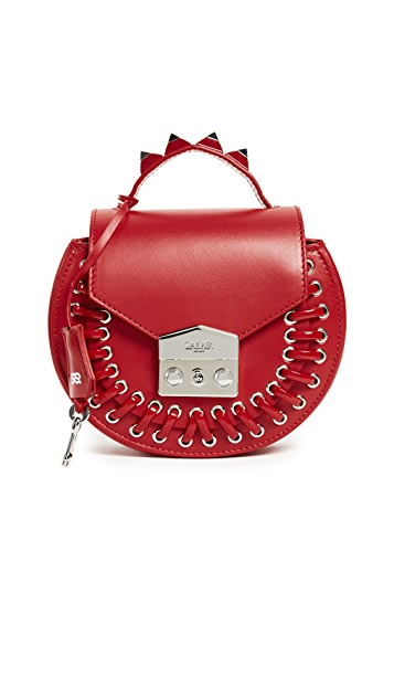Salar Claire Pocket Cross Body Bag