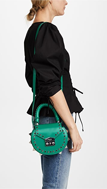 Salar Mini Ring Cross Body Bag