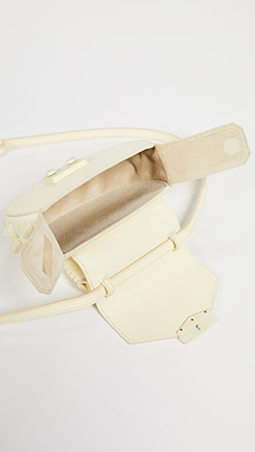 Salar Mimi Paint Cross Body Bag