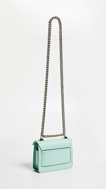 Salar Gaia Imitation Pearl Cross Body Bag