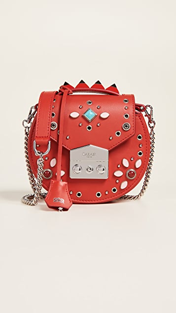 Salar Carol Eye Cross Body Bag