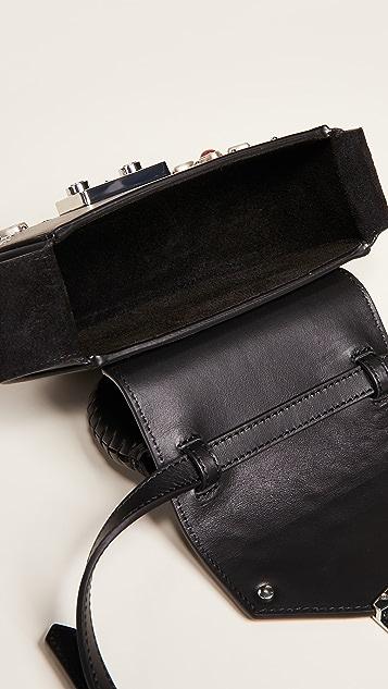 Salar Mimi Eye Cross Body Bag