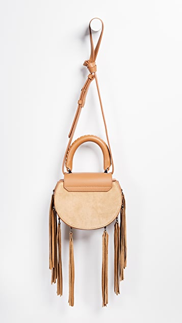 Salar Mimi F Eye Cross Body Bag