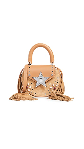 Salar Mimi F Eye Cross Body Bag