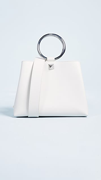 Salar Polly Ring Handle Bag