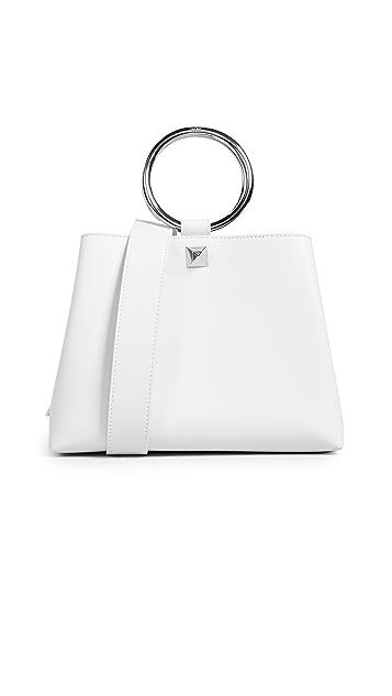 Salar Polly Ring Handle Bag