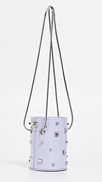 Salar Celia Strass Bucket Bag