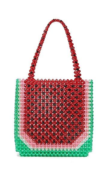 Susan Alexandra Watermelon Jumbo Bag