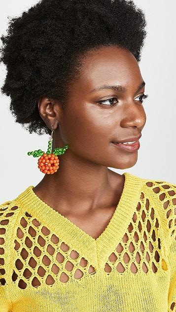 Susan Alexandra Clementine Earrings