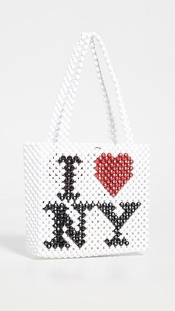 Susan Alexandra I Heart NYC 包