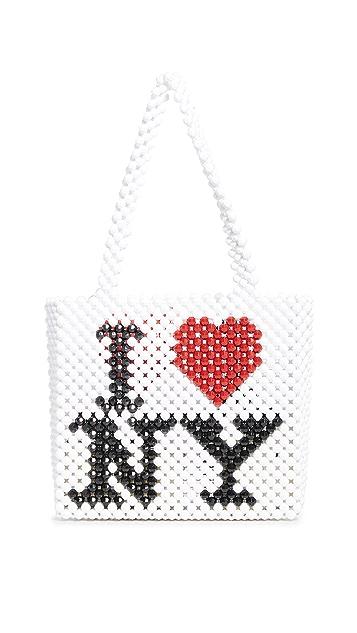 Susan Alexandra I Heart NYC Bag