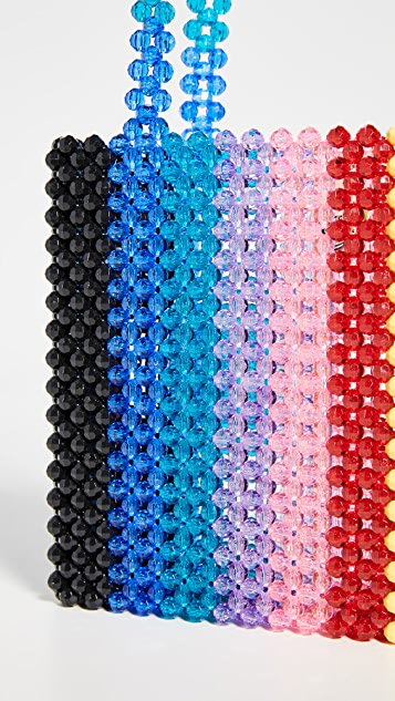 Susan Alexandra Rainbow Bag