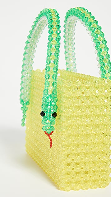 Susan Alexandra Serpent Bag