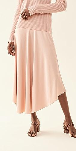 LAPOINTE - Handkerchief Skirt