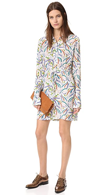 Saloni Leigh B Dress