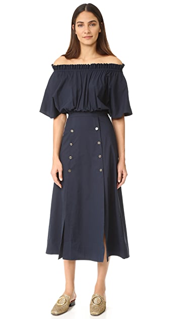Saloni Dakota Dress