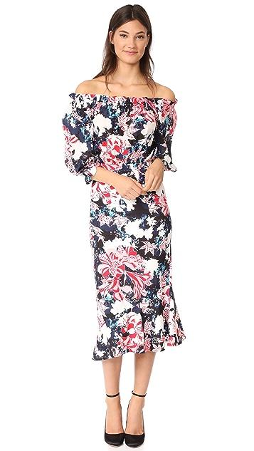 Saloni Grace Maxi Dress