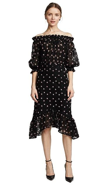 Saloni Grace Tulle Dress