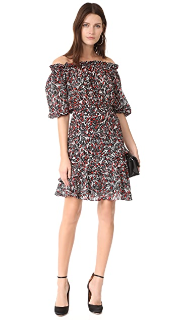 Saloni Grace Short Dress