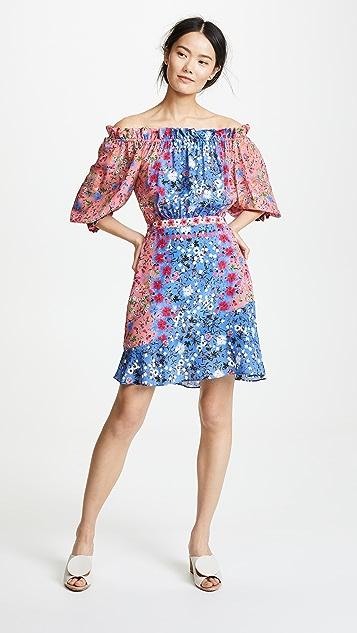 Saloni Grace Mini Dress