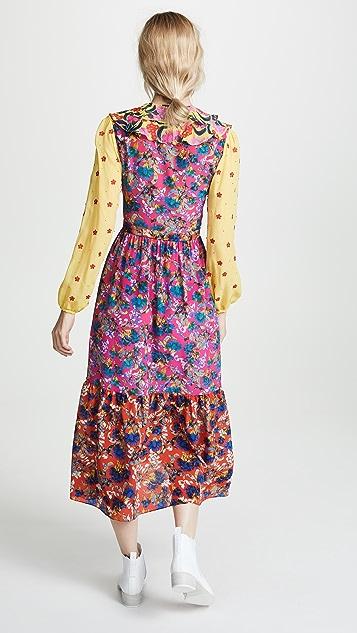 Saloni Ginny Short Dress