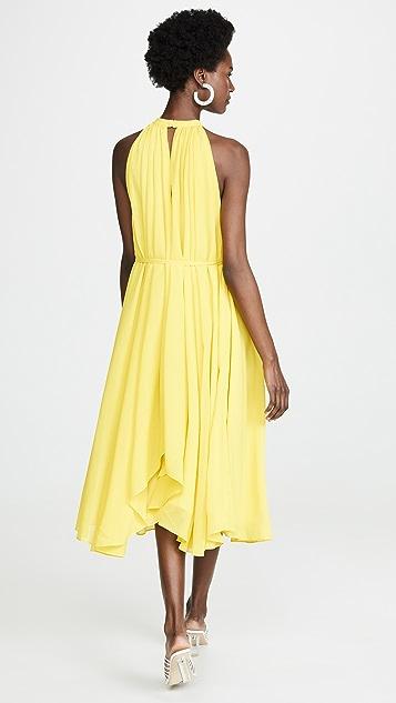 Saloni Iris Short Dress