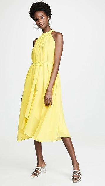 Saloni Короткое платье Iris