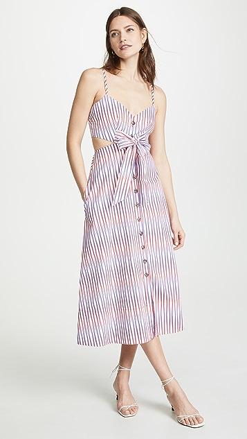 Saloni Lea Cutout B Dress