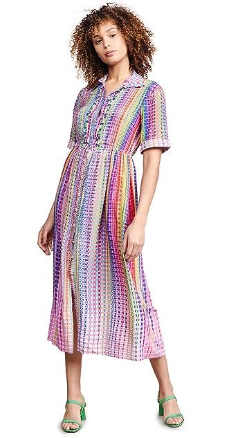 Saloni Ash-B Dress