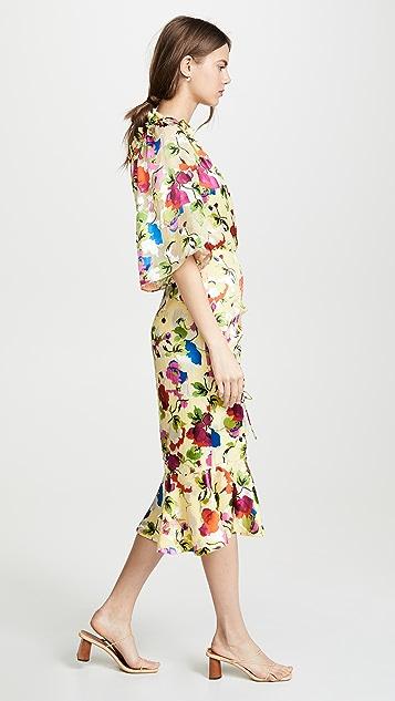Saloni Olivia-B Dress