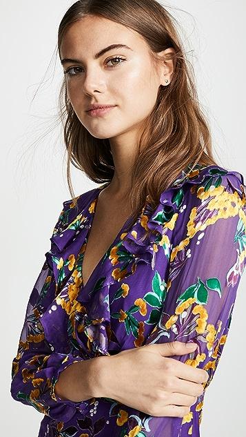 Saloni Платье Jodie