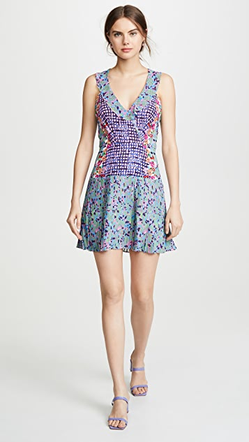 Saloni Amy Short Dress