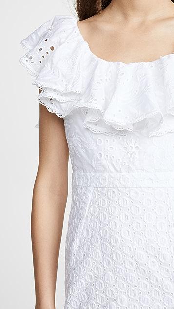 Saloni Ella 棉质连衣裙