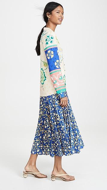 Saloni Платье Sonia
