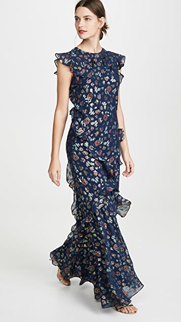 Saloni Платье Tamara B