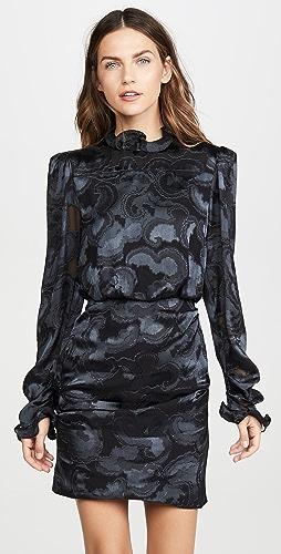 Saloni - Rina-B Dress