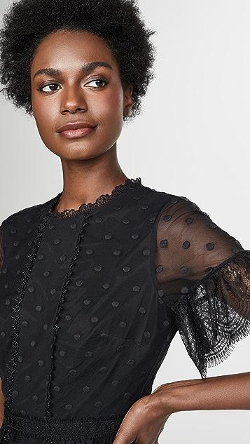 Saloni Andie-B Dress