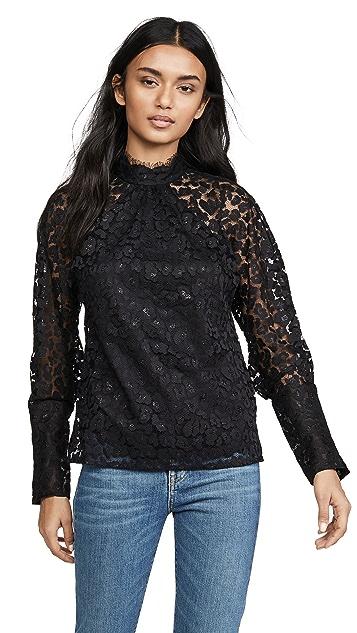 Saloni Alek 女式衬衫
