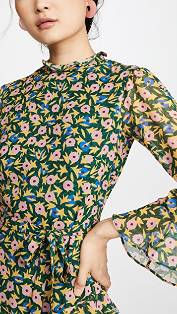 Saloni Marissa Mini Dress